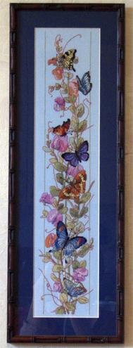 Бабочкин рай. Феи,  эльфы, бабочки и др. насекомые