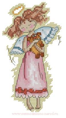 Маленький ангел. Детские сюжеты