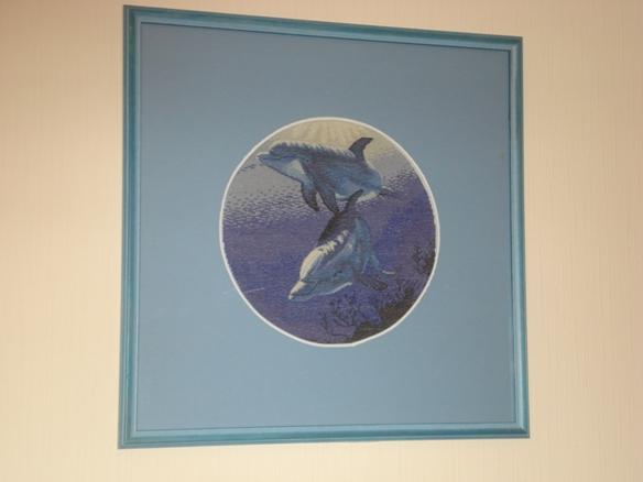 Дельфины 'пристроены'. Рыбы и другие обитатели глубин