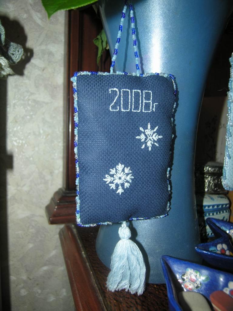 Изнанка синички 2. Рождественские и новогодние мотивы