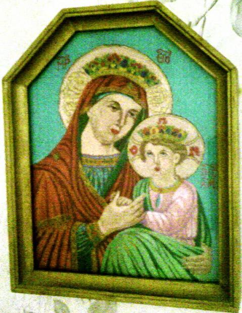 Иконы и библейские сюжеты