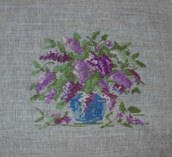 Сирень. Растения (в основном цветы)