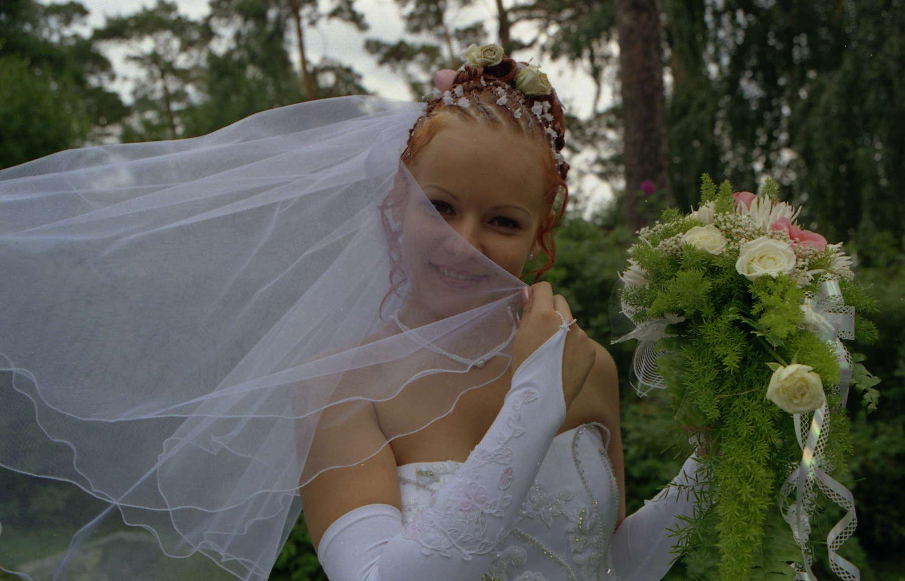 наша свадьба . Невесты