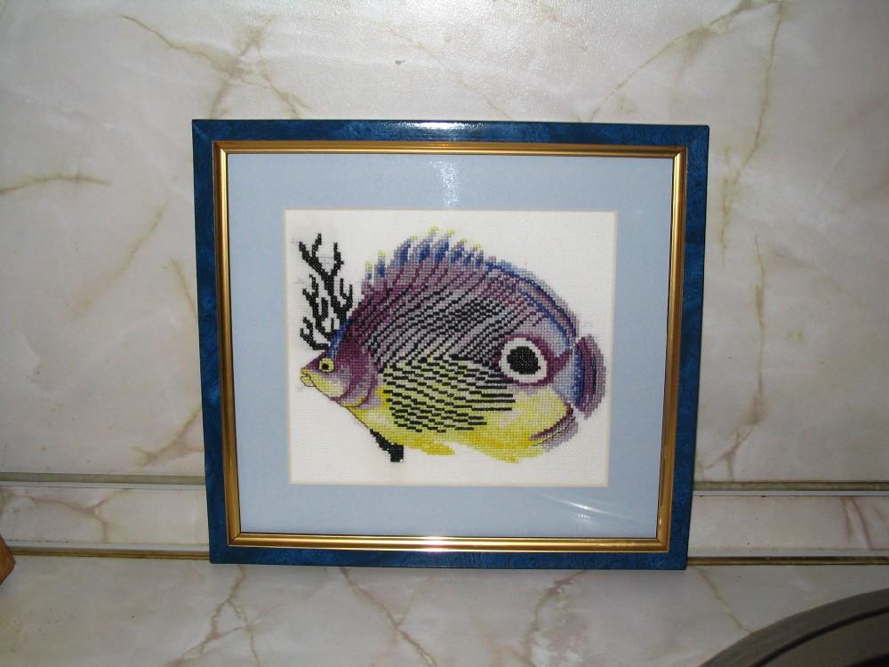 Рыбка №2 от РТО . Рыбы и другие обитатели глубин
