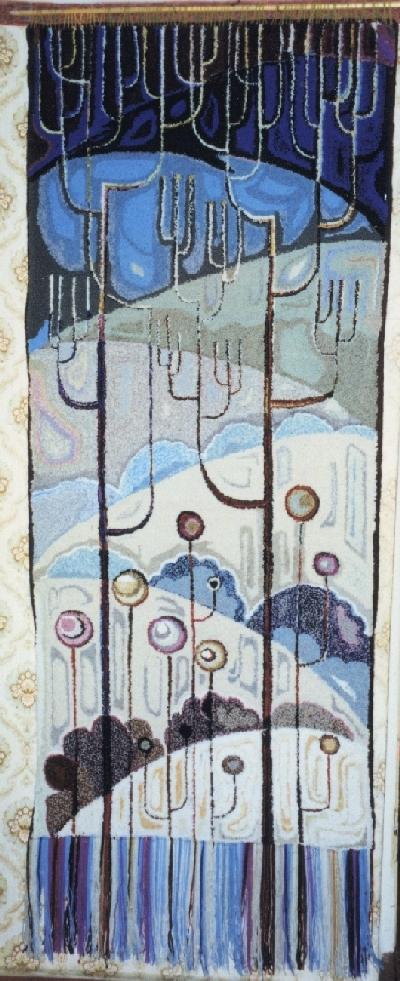 'Зима'85х210. Ковры, одеяла, пледы
