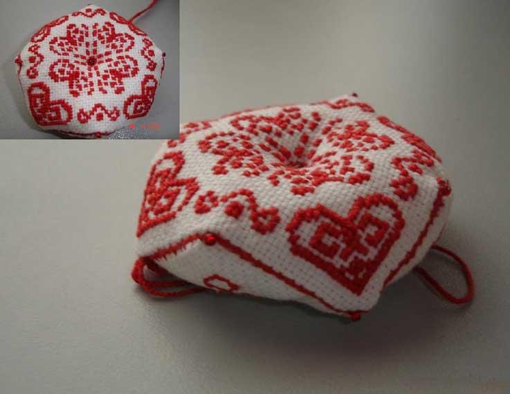8. Рыжий Зай для svetlana_rodinka. 2008 Проект Сердечки