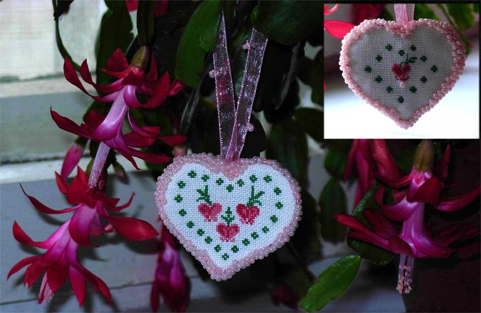 9. Crab flower для IRI№KA. 2008 Проект Сердечки