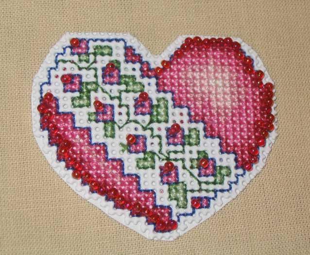 12. simoks для Ольги (Oна). 2008 Проект Сердечки