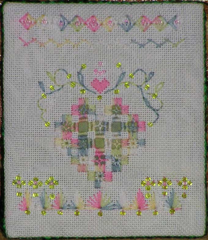 27. Рыся-МуРыся для Kotenka N. 2008 Проект Сердечки