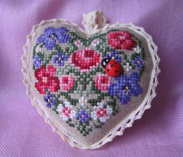51. pugalka ОляСПб. 2008 Проект Сердечки
