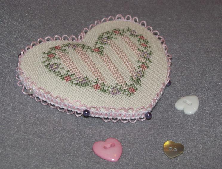 55. Tatkis для Чудо. 2008 Проект Сердечки