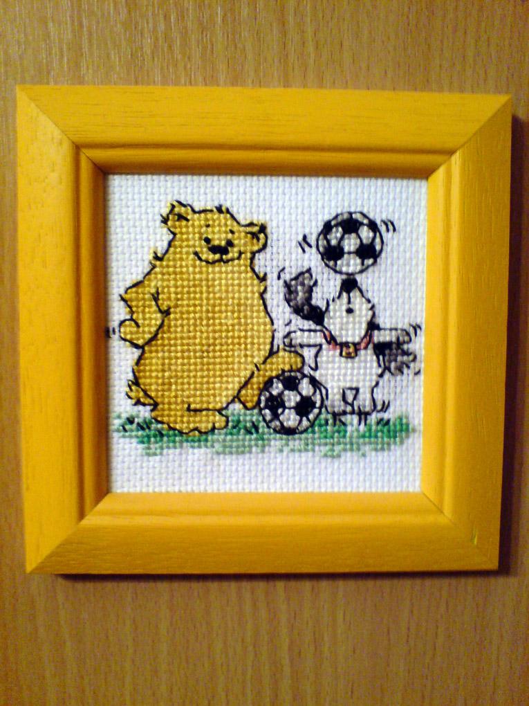 Футбол. Детские сюжеты