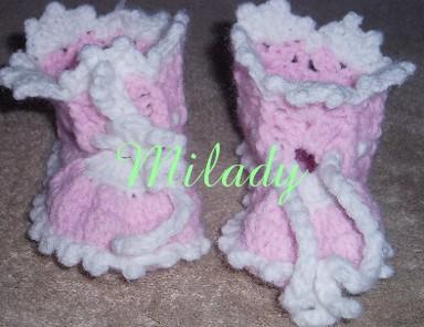 Пинетки 3. Перчатки, варежки, носки, пинетки, обувь