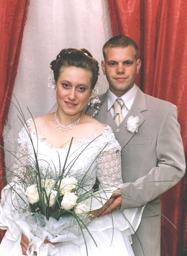 Наша Свадьба. Она и Он
