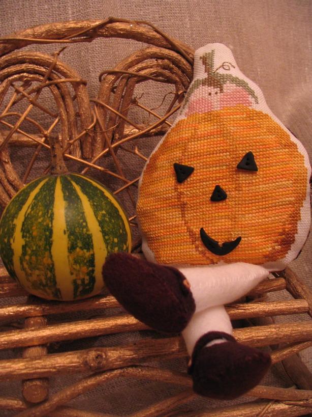 16 -  автор Нестерёнок для Маркуши. 2008 Хэллоуин