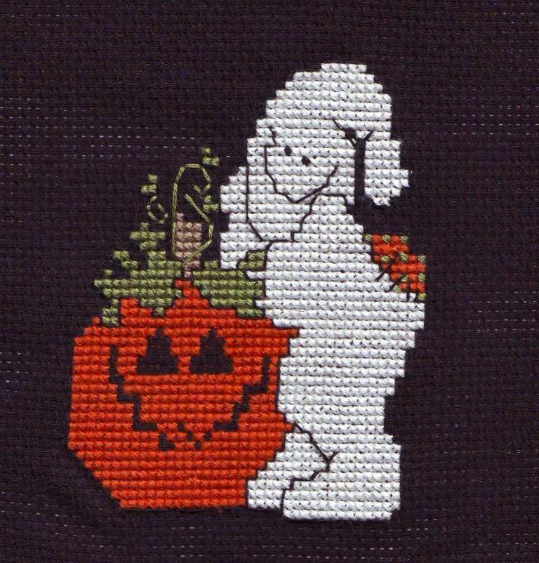 22 - автор Ксенька (psoksa) для Вечёрки. 2008 Хэллоуин