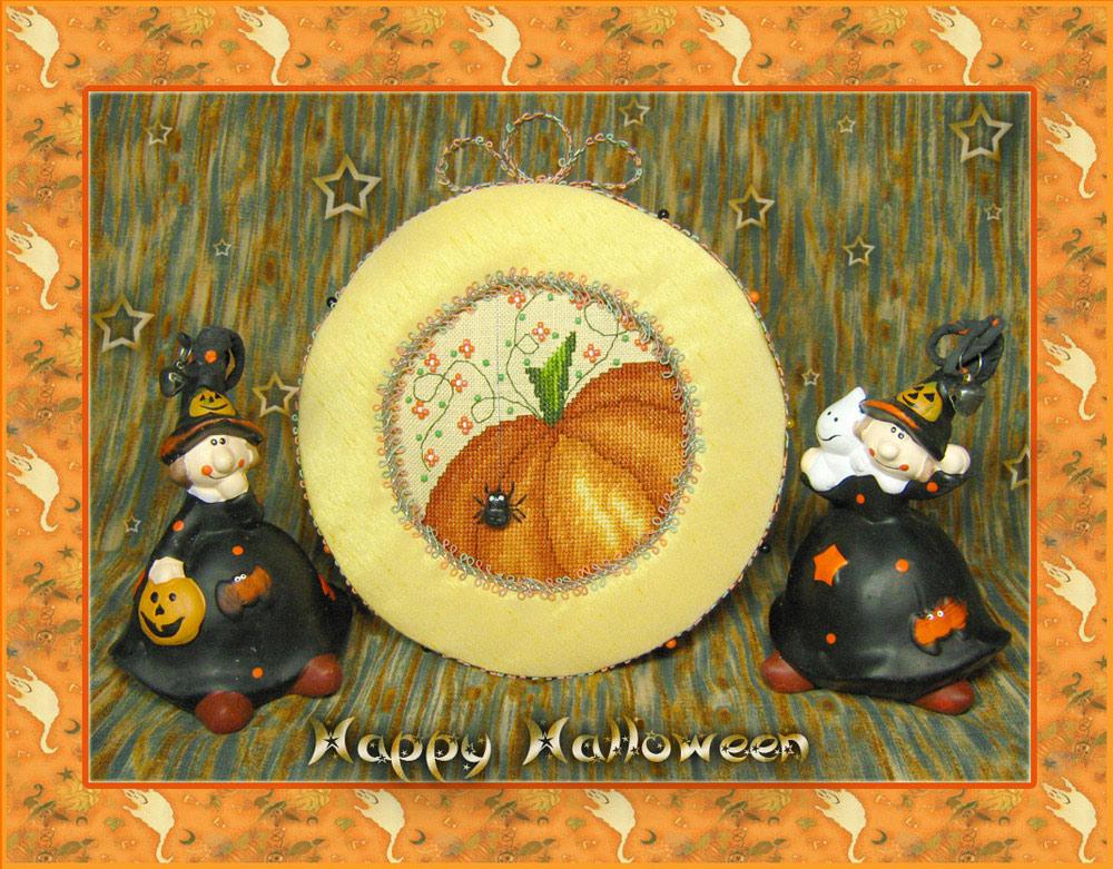 26 - автор Валькирия для Ulyana. 2008 Хэллоуин