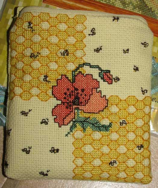 Crabflower для natkaz. 2008 Проект 'M&M - Медово-Маковый'