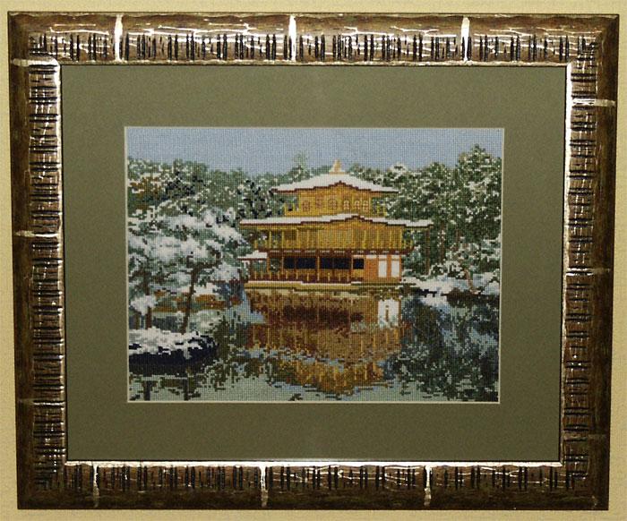 Японская пагода. Пейзажи