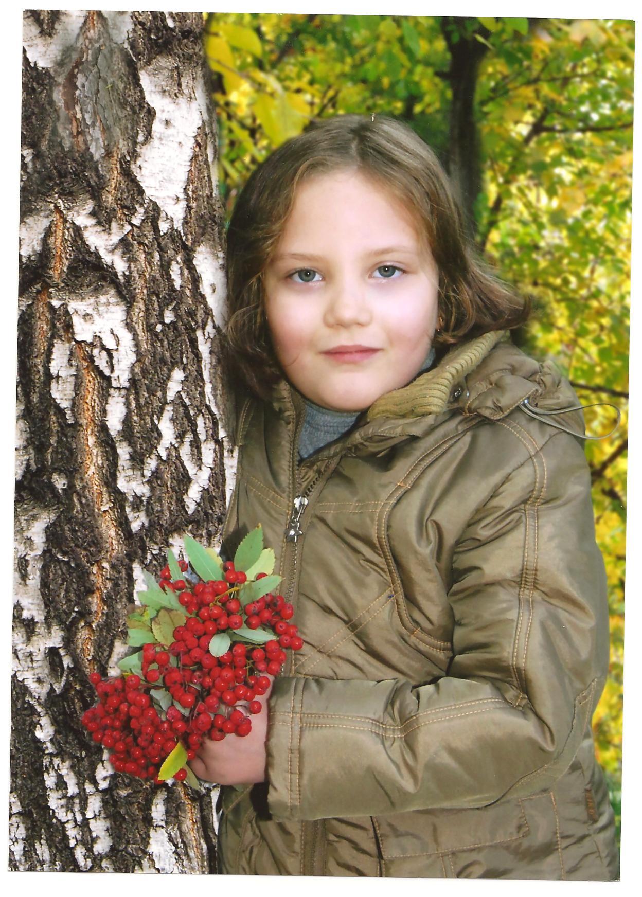 Моя дочка Леся с саду.20.09.08.. Дошколята