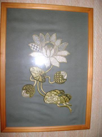 Пробабушкин 'Цветок'.. Растения (в основном цветы)
