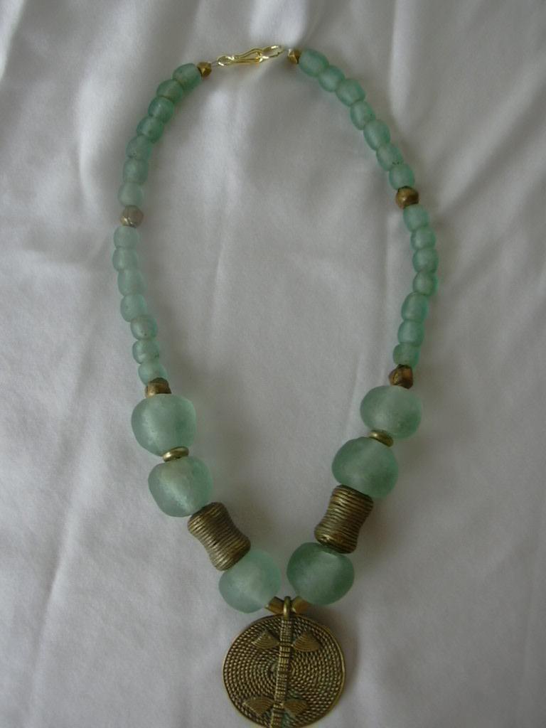 Powder Glass&Brass Beads. Стекло, керамика