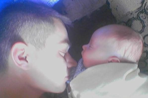 Сладкий сон!. Вместе с папой