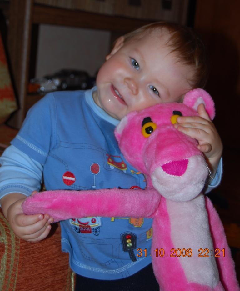 Розовая пантера.