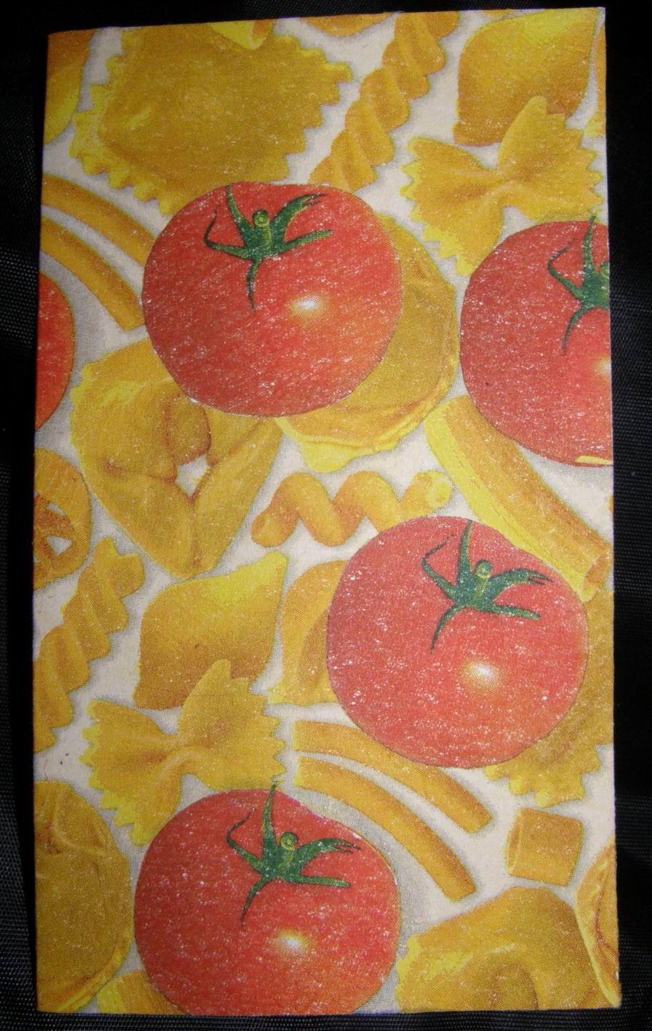 Открытка томат