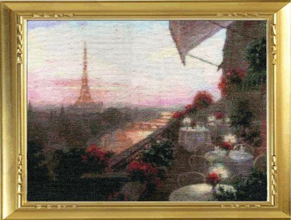Париж. Пейзажи