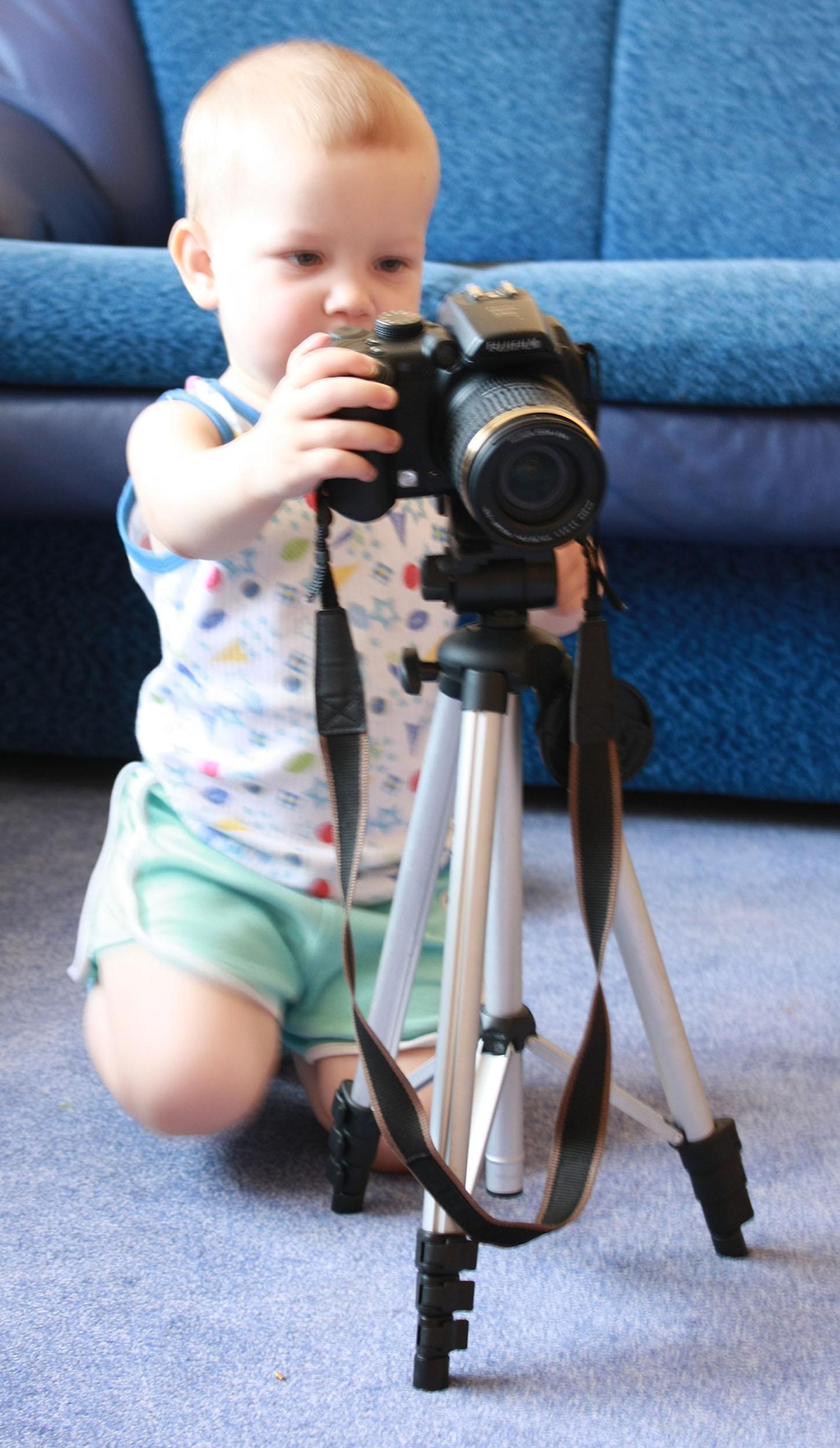 Все готово! Начнем фотосессию!.