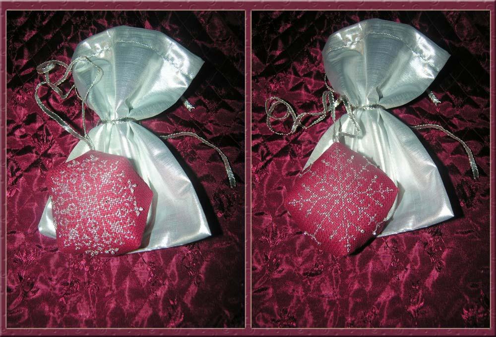2. автор acereta для Ри-Ри. -Новогодние подарки полученные