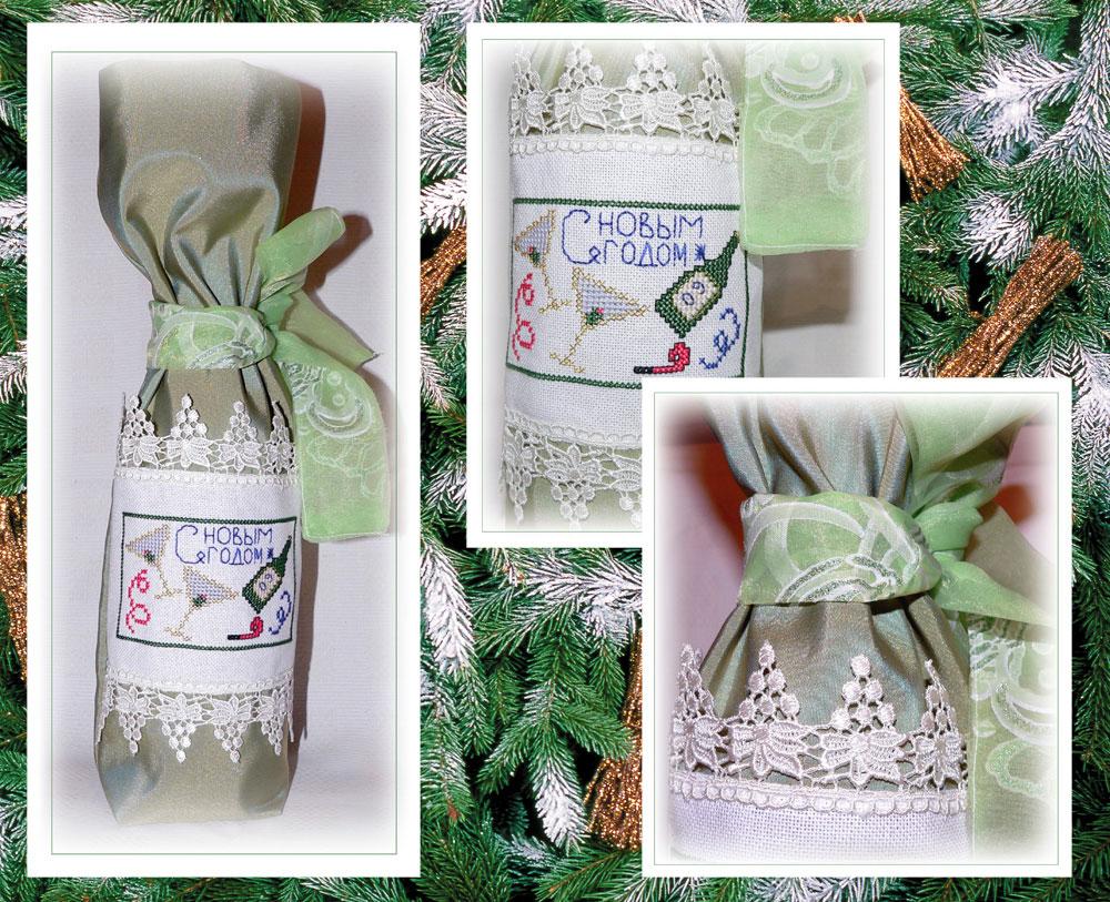 3. автор Ulyana для pugalka. -Новогодние подарки полученные