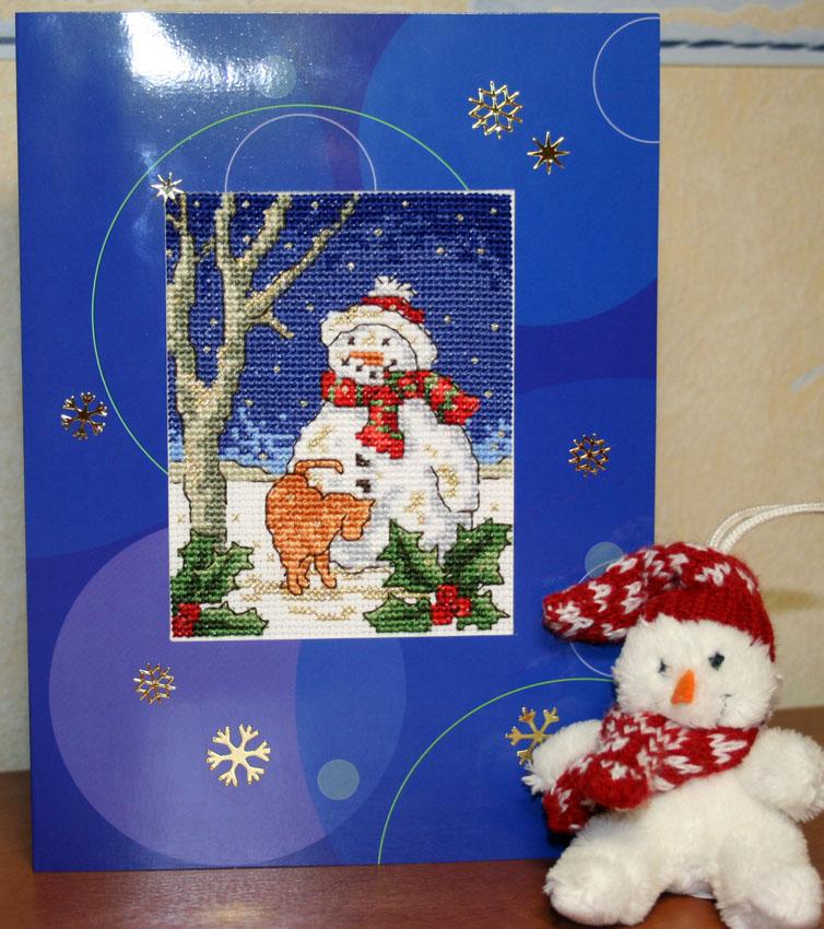 12. автор  Olechka для julia76. -Новогодние подарки полученные