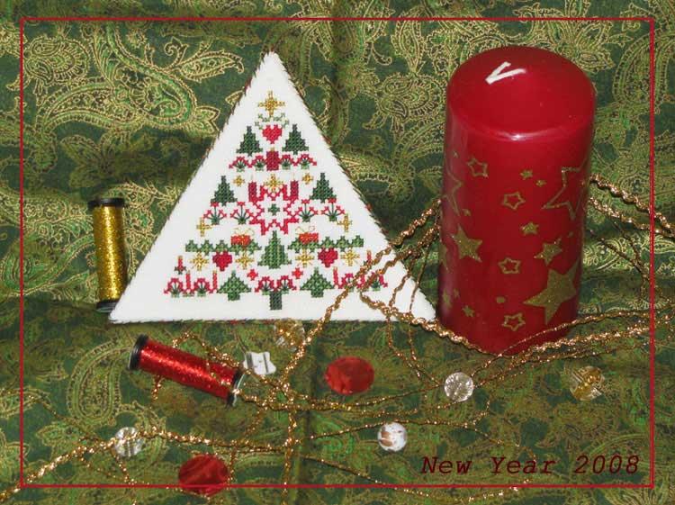 15. автор Tatkis для Баранки. -Новогодние подарки полученные