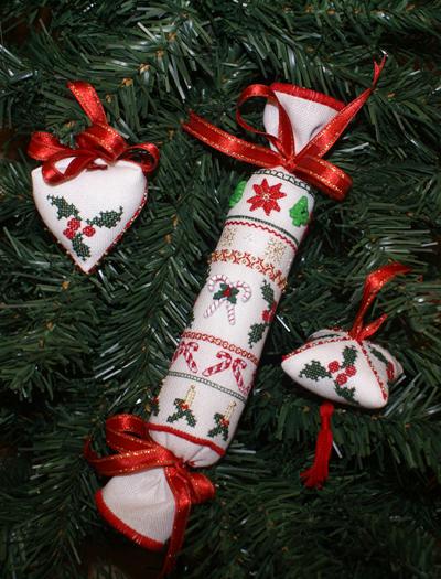 18. автор Иоанка для Lapka8. -Новогодние подарки полученные