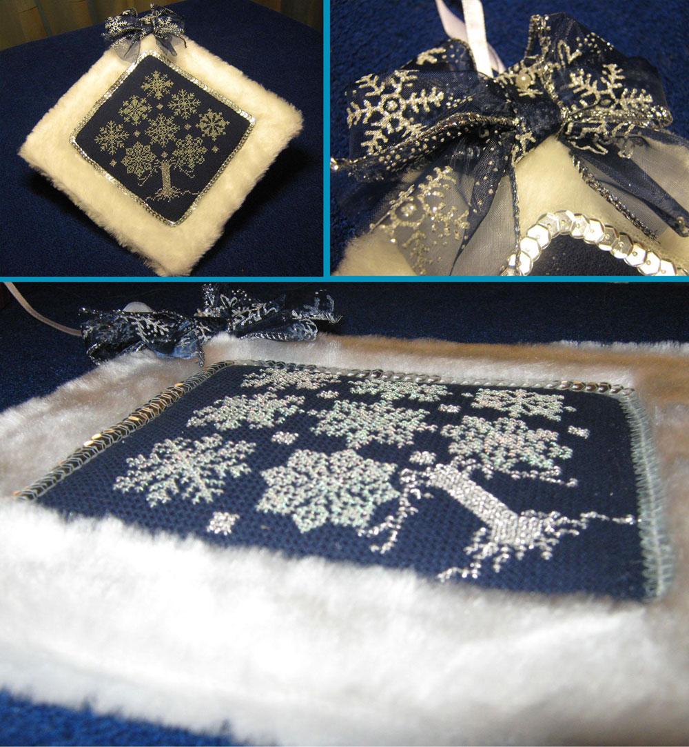 61.  автор INFINITI для SU. -Новогодние подарки полученные