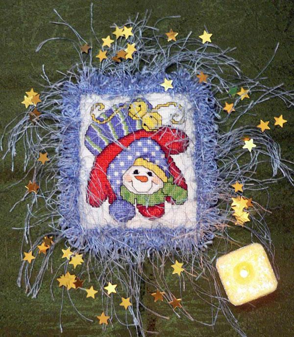 64. автор bearka (Медвежда) для bee. -Новогодние подарки полученные