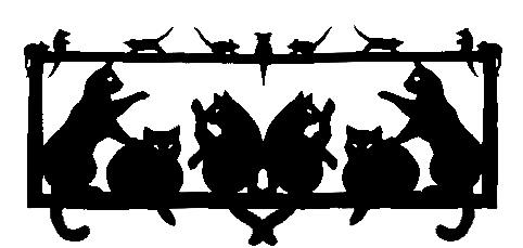 Коты и мыши. Животные