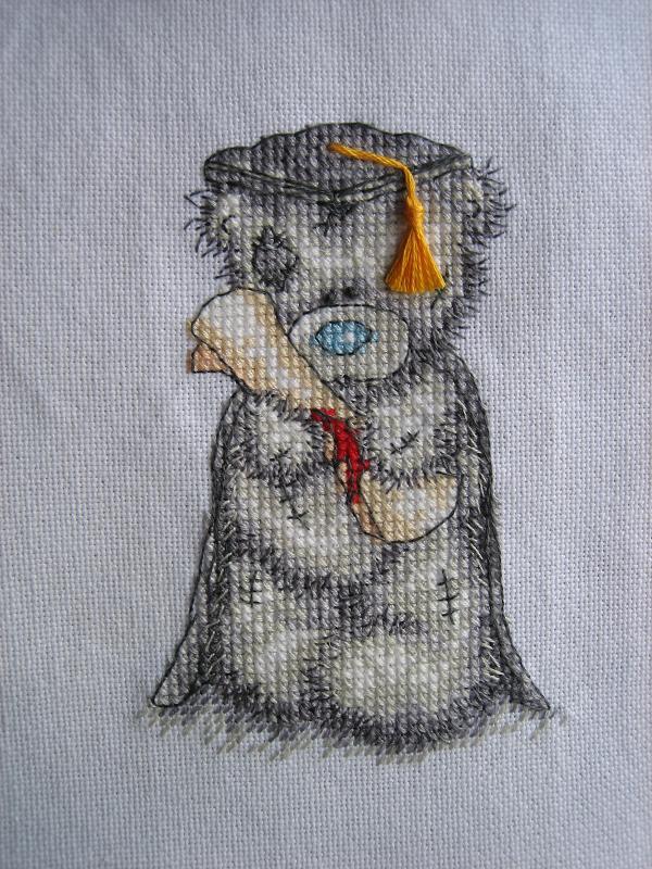 Второй мишка к дочкиному будущему выпускному.. Детские сюжеты