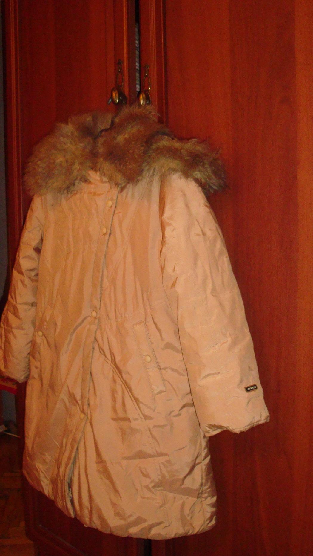 Пальто зимнее рост116-122. Одежда для детей