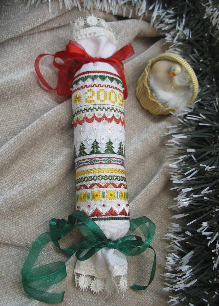 новогодний батончик. Рождественские и новогодние мотивы