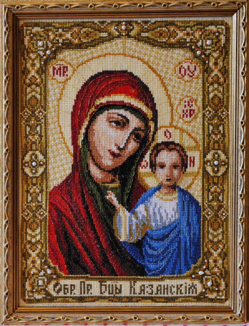 Богоматерь Казанская. Иконы и библейские сюжеты