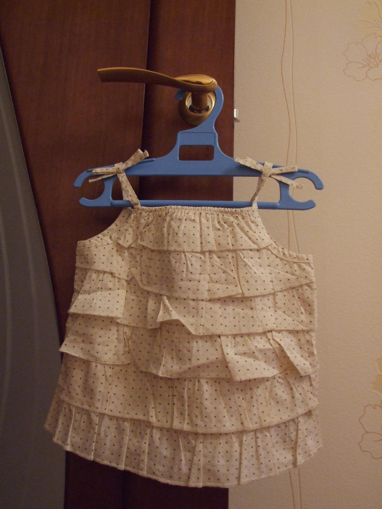 Топик. Одежда для детей