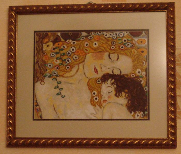 Мать и дитя. Женские образы