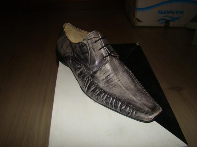 новая мужская обувь