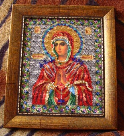 Богородица Умягчение злых сердец. Иконы и библейские сюжеты
