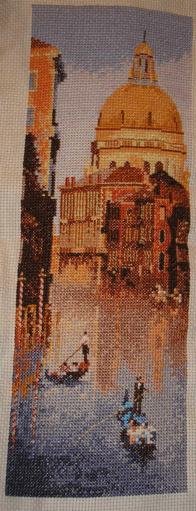 Венеция. Здания, улицы