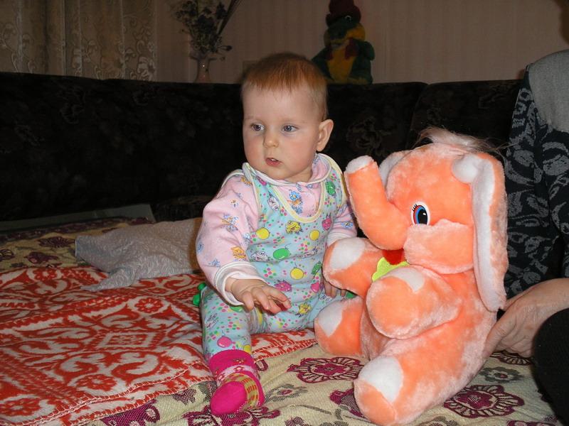 Какая прелесть!!!. Дети с игрушками