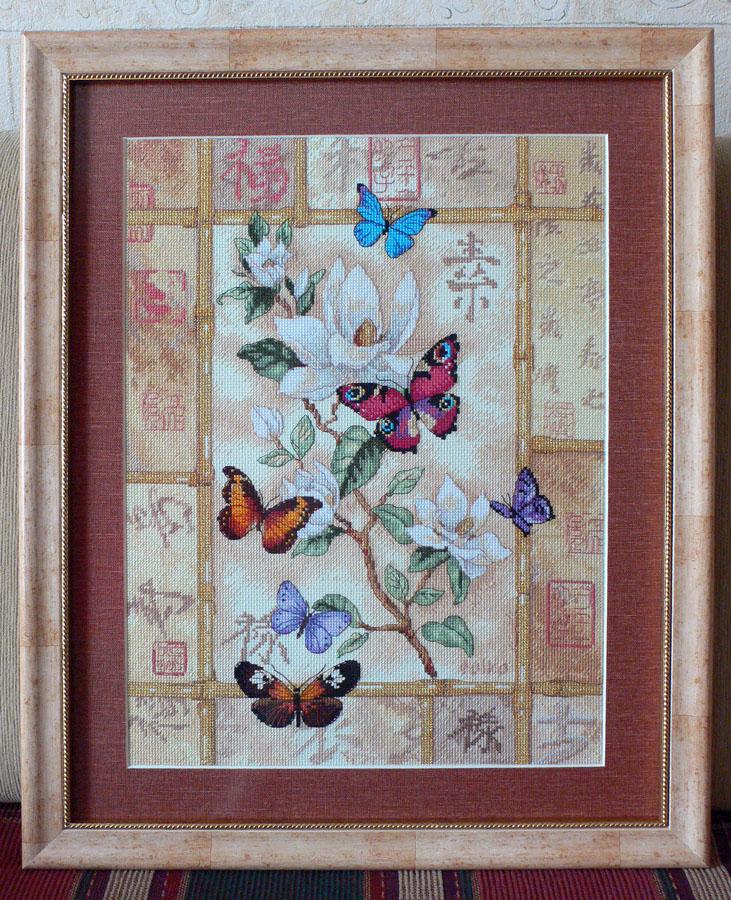 Торжество великолепных бабочек. Феи,  эльфы, бабочки и др. насекомые